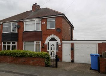Thumbnail 3 bed semi-detached house to rent in Mount Avenue, Worksop, Nottinghamshire