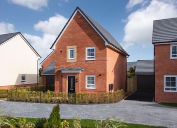 """Thumbnail 3 bed detached house for sale in """"Folkestone"""" at Lightfoot Lane, Fulwood, Preston"""