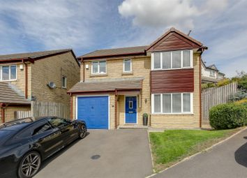 Thumbnail 4 bed detached house for sale in Meadows Drive, Loveclough, Rossendale