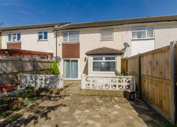 Thumbnail 3 bed terraced house for sale in Brenchley Close, Ashford, Kent