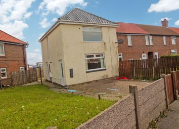 Thumbnail 3 bedroom semi-detached house for sale in Moore Terrace, Shotton Colliery, Durham