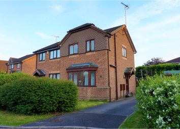 Thumbnail 3 bed semi-detached house for sale in Eddery View, Mansfield