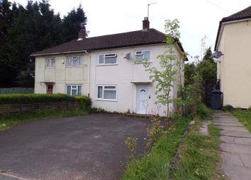 Thumbnail 3 bedroom semi-detached house for sale in Rilstone Road, Quinton, Birmingham, West Midlands