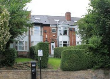 Thumbnail 5 bedroom terraced house to rent in Crookesmoor Road, Sheffield, South Yorkshire