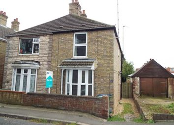 Thumbnail 3 bedroom semi-detached house for sale in Walsoken, Wisbech, Cambs