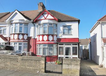 Thumbnail 3 bed semi-detached house for sale in Randall Avenue, Neasden, London