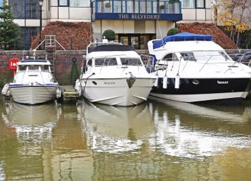 Thumbnail 2 bed houseboat for sale in Chelsea Harbour, Chelsea