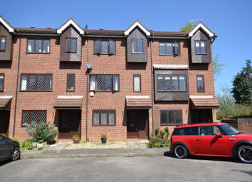 Thumbnail 4 bed terraced house for sale in Woodhaven Mews, Gainsborough Court, Walton-On-Thames
