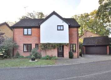 Thumbnail 4 bed detached house for sale in Highgrove Close, Chislehurst, Kent