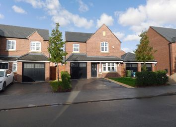 Thumbnail 4 bed detached house for sale in 18, Parry Avenue, Northwich, Cheshire