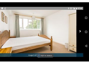 Thumbnail 1 bed flat to rent in Sandhurst Court, London