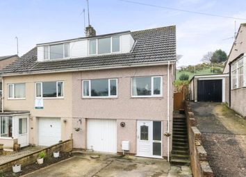 Thumbnail 2 bed semi-detached house for sale in Maes Y Llan, Conwy, North Wales
