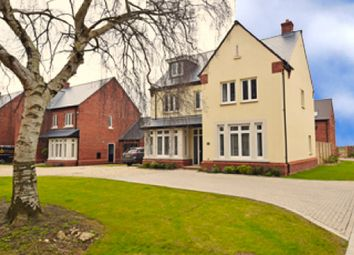 Thumbnail 6 bed detached house to rent in Heyford Park, Camp Road, Upper Heyford, Bicester