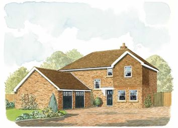 Thumbnail 4 bed detached house for sale in Brookfields, Stoke Hammond, Stoke Hammond