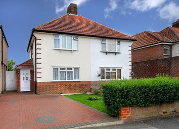 Thumbnail 3 bed semi-detached house for sale in Laughton Road, Northolt