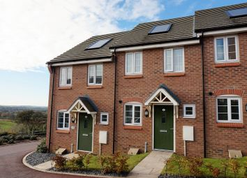 Thumbnail 2 bed terraced house for sale in Burdock Gardens, St. Crispins, Duston, Northampton
