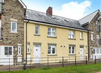 Thumbnail 3 bed terraced house for sale in Elliott Place, Brecon, Powys LD3,
