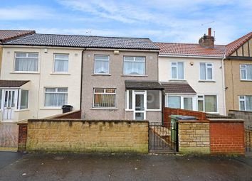 Thumbnail 3 bed terraced house for sale in Tenth Avenue, Bristol
