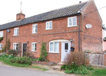Thumbnail 3 bedroom end terrace house for sale in The Street, Snape, Saxmundham