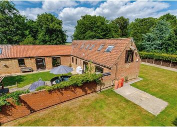 Thumbnail 4 bed detached house for sale in Cawood Lane, Spalding