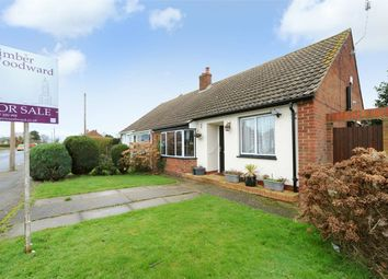 Thumbnail 2 bedroom semi-detached bungalow for sale in Margate Road, Broomfield, Herne Bay, Kent