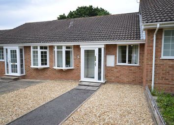 Thumbnail 2 bed terraced bungalow for sale in Homewood Close, New Milton
