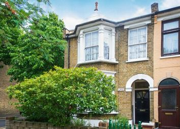 Thumbnail 3 bed end terrace house for sale in Leyton, Waltham Forest, London