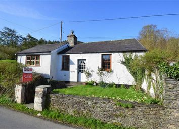 Thumbnail 2 bed cottage for sale in Bryndulas, Forge, Machynlleth, Powys