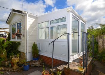 Thumbnail 1 bed mobile/park home for sale in Off Linthurst Newtown, Blackwell, Worcestershire
