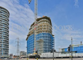 Thumbnail 1 bed flat for sale in Pump Tower, Royal Docks, Canning Town