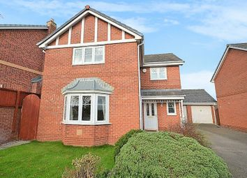 Thumbnail 4 bedroom detached house for sale in 6 Robin Crescent, Morecambe