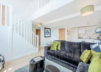 Thumbnail 2 bed duplex to rent in Evan Row, Durnsford Road, Wimbledon