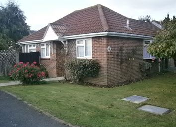 Thumbnail 1 bed terraced bungalow for sale in Curlew Drive, Fareham