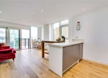 Thumbnail 2 bed flat to rent in Witham House, 13 Enterprise Way, London