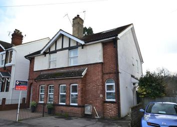 Thumbnail 4 bed semi-detached house for sale in Clifton Road, Tunbridge Wells, Kent