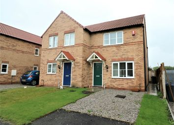 Thumbnail 2 bed semi-detached house for sale in Pickhills Grove, Goldthorpe, Rotherham, South Yorkshire