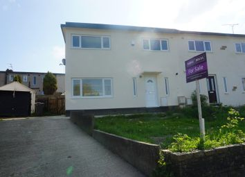 Thumbnail 3 bed semi-detached house for sale in Northdale Crescent, Bradford