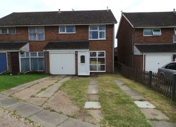 Thumbnail 3 bed semi-detached house to rent in Airedale Close, Broughton, Brigg