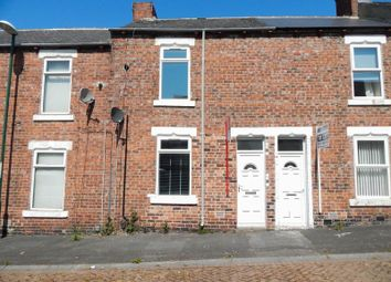Thumbnail 2 bed terraced house for sale in Parliament Street, Hebburn