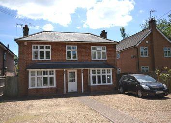 Thumbnail 4 bedroom detached house for sale in Reading Road, Chineham, Basingstoke