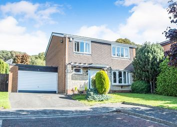Thumbnail 4 bed detached house for sale in Redhill Drive, Whickham, Newcastle Upon Tyne
