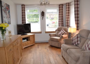 Thumbnail 1 bed flat for sale in Church View Gardens, Bellshill