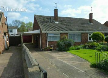 Thumbnail 2 bed semi-detached bungalow for sale in Ings Way, Arksey, Doncaster.