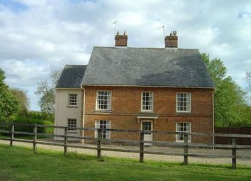 Thumbnail 5 bedroom farmhouse to rent in Little Bradley, Haverhill