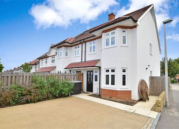 4 bed semi-detached house for sale in City Way, Rochester, Kent ME1
