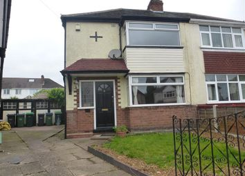 Thumbnail 2 bedroom semi-detached house for sale in Laburnum Road, Wednesbury