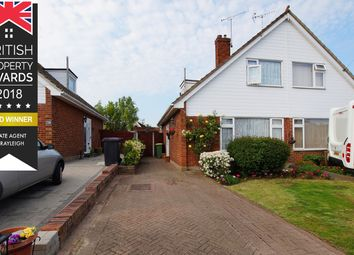 Thumbnail 3 bed property for sale in Heycroft Road, Hawkwell, Hockley