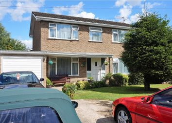 Thumbnail 4 bed detached house for sale in Lindum Way, Spalding