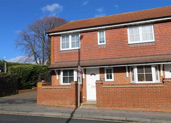Thumbnail 3 bed end terrace house for sale in The Ridge, Hastings, East Sussex