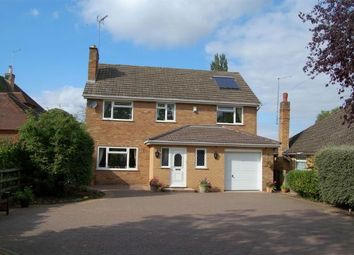 Thumbnail 4 bed detached house for sale in Sywell Road, Overstone, Northampton
